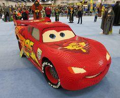 LEGO Kids Fest - Pixar's Cars - McQueen