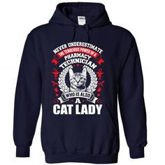 Pharmacy Technician - Love Cat T-Shirts, Hoodies (21.99$ ==► Shopping Now!)