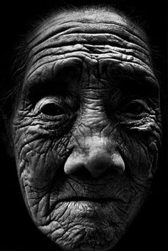 black and white photography of people's faces | Posts tagged 'Centenarians Photography Black and White Old People ...