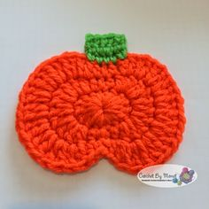 I've retired my previous Crochet Pumpkin Coaster Pattern and replaced it with this one. I was trying to make coasters the other day with t...