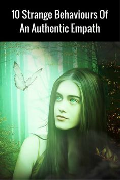 10 Strange Behaviours Of An Authentic Empath. I have all dang 10 of them Highly Sensitive Person, Sensitive People, Intuitive Empath, Enfj, Psychic Abilities, Personality Types, Being An Empath, Wiccan, Empath Types