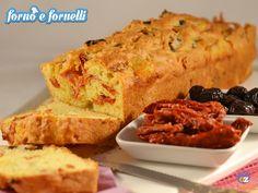 Il Plumcake salato con olive, pomodori secchi e provola è una golosa alternativa per servire a tavola un secondo piatto sfizioso. Provate la mia ricetta