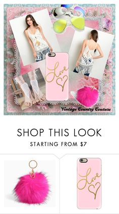 """""""Crochet"""" by vintagecountrycouture31560 ❤ liked on Polyvore featuring Torrid and Casetify"""