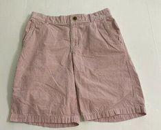 "Izod Red and White Seersucker Shorts Men's Size 30 Inseam 10"" 100% Cotton | eBay Seersucker Shorts, Red Accents, Red And White Stripes, Patterned Shorts, Preppy, Casual, Model, Cotton, Ebay"