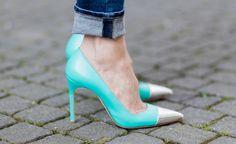 Mit diesem genialen Trick quietschen deine Schuhe nie wieder!
