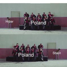 This is Poland - SmelliFish - Daily Funny Pics, Funny Jokes, Viral Videos Funny Relatable Memes, Funny Posts, Hilarious Memes, Best Memes, Dankest Memes, Classical Art Memes, Polish Memes, History Jokes, Russian Memes