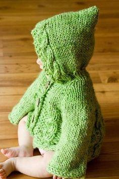 knitting pattern by Maggie Buckett