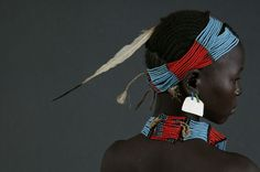 Africa | From her Omo River Series | © Isabel Munoz