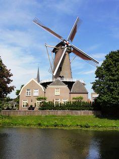 Windmill 'De Hoop', Culemborg.