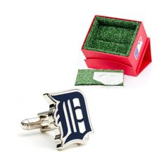 Check out the deal on Detroit Tigers Cutout Cufflinks at Cufflinks Depot