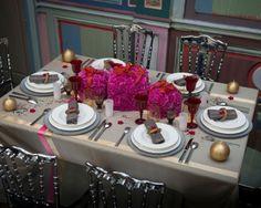 Décoration de table Noël cadeau de Gérard de Léotoing par Options - Table de Noël : place à la déco de fête - Journal des Femmes Décoration