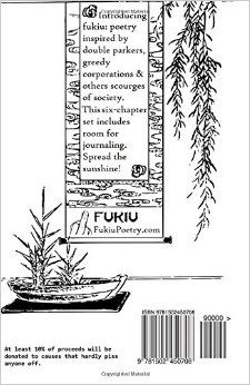 """Hilarious book! Fukiu are haiku with attitude. This humor book targets exes, bad drivers and other """"scourges of society."""" #poetry @lauraingns"""