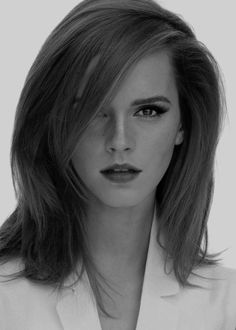An outlet for my Emma Watson obsession. Emma Watson Belle, Style Emma Watson, Ema Watson, Emma Watson Beautiful, Emma Love, My Emma, Girl Crushes, Divas, Hair Inspiration