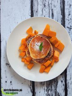 placuszki serowe z mango