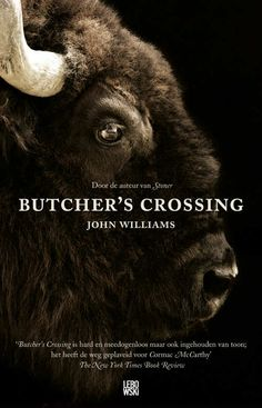 Butcher's Crossing | John Williams | Paperback | 9789048816743 | eci.be