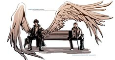 """""""I might be on the side of the angels, but don't think for one second that I'm one of them..."""" Sherlock  by ~xanseviera on deviantART"""