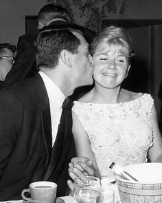 Eunice and Ernie.    Doris Day and Rock Hudson