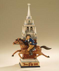 Paul Revere Figurine