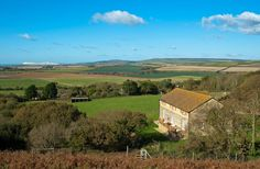 """""""Gladices Barn is a fantastic private retreat surrounded by beautiful countryside and deer paddocks. Set within a 250 acre private estate this luxury barn conversion can accommodate up to 14 people"""" Log Cabin Holidays, Isle Of Wight, Lodges, Acre, Countryside, Catering, Cottage, Luxury, People"""
