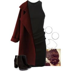 Untitled #708 by medicatewithtea on Polyvore featuring мода, DRKSHDW and Sevil Designs
