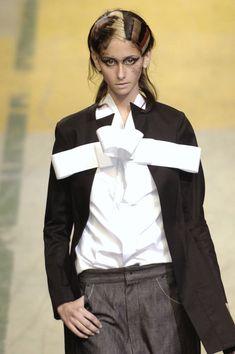 Yohji Yamamoto Spring 2006