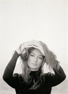 Portrait of Anouk Aimée in Justine directed by George Cukor 1969. Photo by Eve Arnold