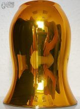 """""""Gold yellow"""" króm színezőanyag. 100 ml  https://chromestyle.hu/szines-krom-chromestyle"""