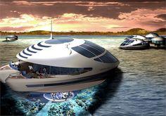 Trilobis 65 by Giancarlo Zema Design Group for SemiSubGeneration