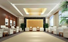 Modern ceiling design: modern false ceiling design for hall application des False Ceiling Living Room, Home Ceiling, Ceiling Chandelier, Modern Ceiling, Ceiling Lights, Genius Ideas, Cool Ideas, Ideas Decoración, False Ceiling Design