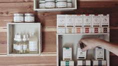 Little Seed Farm is an organic goat farm in Tennessee. This husband and wife's story + business is so inspiring!