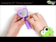 Need a helping hand with the PRincess DIY set? Check out the latest Jumping Clay Tutorial - How to make a Princess Set available to buy at shop.jumpingclay.co.uk