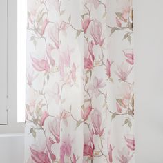 MAGNOLIA LINEN CURTAIN - Curtains - Bedroom | Zara Home United States of America