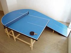 Takeovertime: (via Bola Service Ping Pong Table By Antoni Pallejà Office)  Defringe.com | Interior Design | Pinterest | Ping Pong Table, Conference  Room And ...