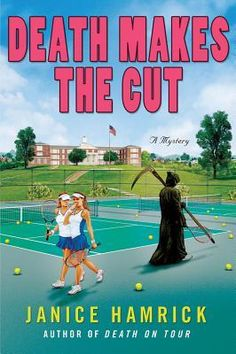 REVIEW by Beth: Death Makes the Cut by Janice Hamrick - Release Date 7/17/12 (@bunnybetha)