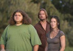 Hurley, Sawyer&Kate  -  Lost