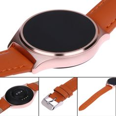 ==> [Free Shipping] Buy Best M7 Blood pressure Smart Watch 24H Real-time Heart Rate Monitor touch screen Leather belt Watch nice watch Online with LOWEST Price   32815441959