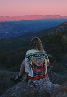 Custom Embellished Denim Jacket Reservation by wildandfreejewelry More. // Erika M. Hippie Style, Mode Hippie, Hippie Life, Hippie Bohemian, Boho Gypsy, Hippie Chic, Bohemian Style, Boho Chic, My Style