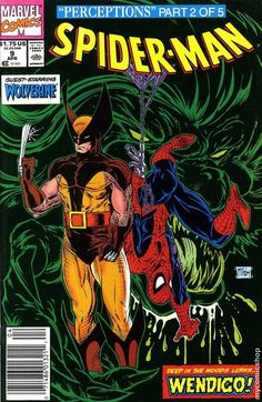 Spider-Man #9  Cover art by Todd McFarlane