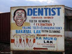 アフリカ旅行で遭遇したチョット笑える看板・広告・標識 厳選36 http://japa.la/?p=24239 | ロサンゼルス発サブカル系WEBマガジン「 ジャパラ - JAPA+LA 」