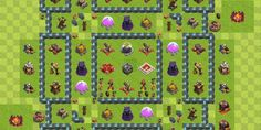 CLASH OF CLANS  cheats 11 SEVİYE TAKTİKLERİ