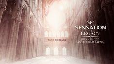 Sensation Amsterdam 2015 'The Legacy'
