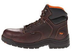 Timberland Pro Series, Safety Work Boots, Metal Casting, Dark Brown, Hiking Boots, Composition, Footwear, Pairs, Heels