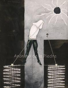 Galguería : La Galguería del Pene y el Abismo Invisible. Author Anónimo de la Piedra