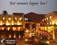 Moments get memorable with us. #Goa #NeelamsTheGrand