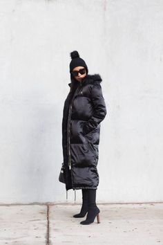 Missguided – Wearing Missguided puffa Coat / Windsor Store Boots / Givenchy Bag / Celine Sunnies #OOTD #OUTFIT Thank you rainy weekend for allowing me to have the perfect moment rock this fabulous coat. Isn't this coat just giving you all sorts of life?!? I'm obsessed, even considering ordering another color! My favorite thing about winter is the fashion...the best! Shop... #boots #celine #coat