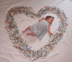 Deze foto maakt diepe indruk op veel mensen: zo graag wilde deze mama kinderen