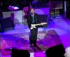 "Eric Clapton - ""Don't Let Me Be Lonely Tonight"" RAH 2001"