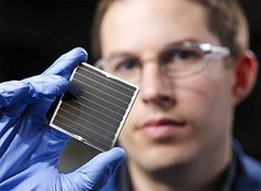 New spray-on solar technology can turn all windows and other exposed surfaces into solar panels. A film of light absorbing meta-nano-particles is sprayed on surfaces like windows to make them capable of trapping the sunlight and converting it to electricity. Perhaps one of the most advanced solar inventions, spray-on films can generate electricity on see-through glass and even exterior walls. However, this technology is still mostly restricted to the lab.