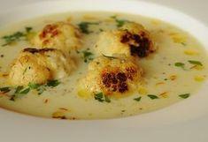 Sáfrányos karfiolleves a la Gordon Ramsay Crab Recipes, Soup Recipes, Diet Recipes, Vegan Recipes, Cooking Recipes, Indian Dal Recipe, Ital Food, Veg Soup, Good Food