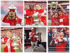 Arsenal - FA Cup Winners 2014
